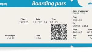 Ne objavljujte boarding pass na društvenim mrežama!