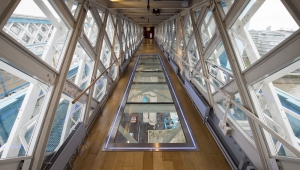 Šetalište Tower Bridge Glass Floor (London)