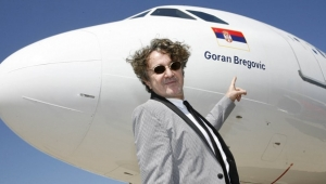 Avion Air Serbia - Goran Bregović