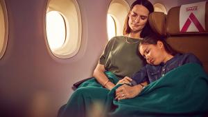 Nova economy space sedišta u Etihad Airways