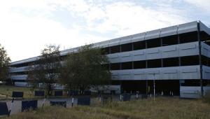 Renovirana garaža Aerodrom