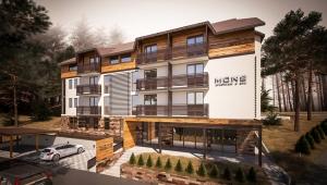 Novi hotel i apartmani Mons Zlatibor