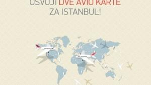Intertravel i Turkish Airlines nagradna igra: Istraži, odgovori, odleti!