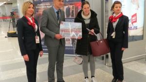 Oboren još jedan rekord na Aerodromu Beograd