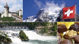 Švajcarska - zemlja iz bajke