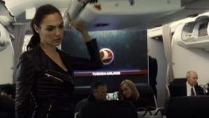 Betmen, Supermen i avion Turkish Airlines-a
