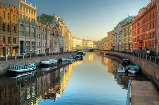 Sankt Peterburg - Venecija severa
