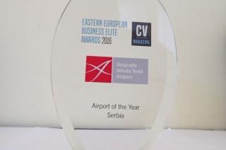 Nagrada za Aerodrom Nikola Tesla Beograd