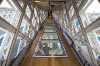 Šetalište Tower Bridge Glass Floor (London)