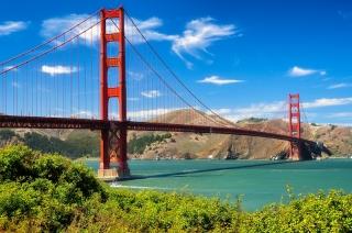 San Francisko - brdo do brda