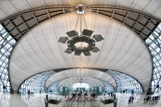 Aerodrom Bangkok - Suvarnabumi