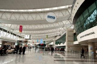 Aerodrom Ataturk - Istanbul