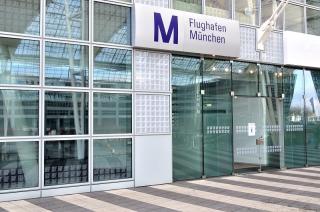 Aerodrom Franc Jozef Štraus - Minhen