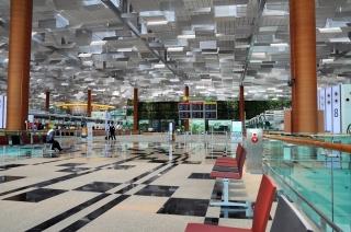 Aerodrom Singapur - Čangi