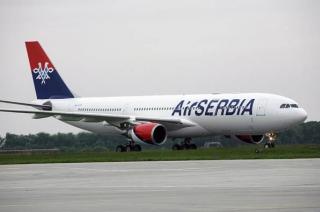 Sutra prvi let Beograd - Njujork