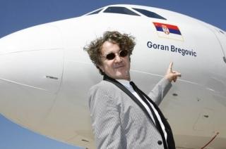 Avion Air Serbia - Goran Bregović