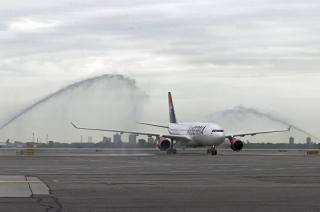 Iz Beograda do Velike jabuke: Air Serbia obavila prvi istorijski let za Njujork