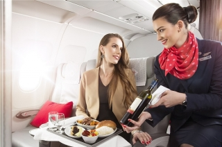 Air Serbia: Novi meni inspirisan internacionalnom kuhinjom