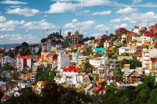Antananarivo - Grad hiljada
