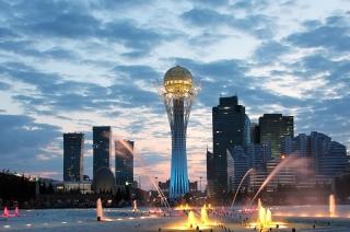 Astana - nestvarna prestonica
