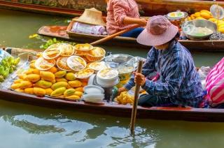 Jedan dan u Bangkoku