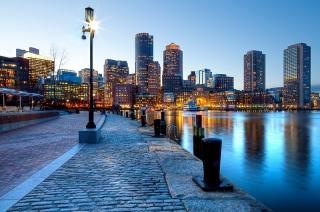 Boston - grad studenata i morske hrane