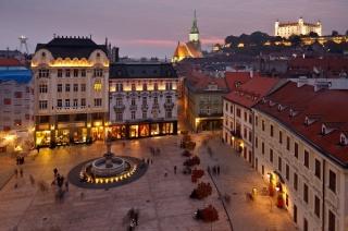Čaroban vikend u Bratislavi