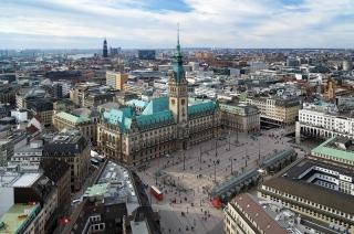Hamburg - grad sa 2.500 mostova