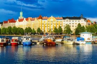 Helsinki - ponos Baltika