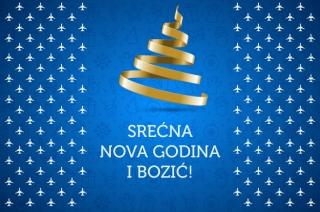 Radno vreme agencije Intertravel za Novu godinu i Božić