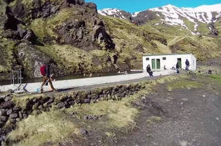Otkrivena tajna Islanda: Bazen sa toplom vodom