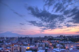 Jerevan - Ružičasti grad