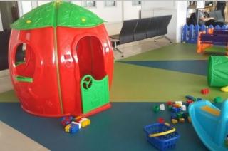 Aerodrom Beograd: Otvoren kutak za decu
