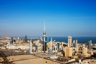 Kuvajt: Neboderi u pustinji