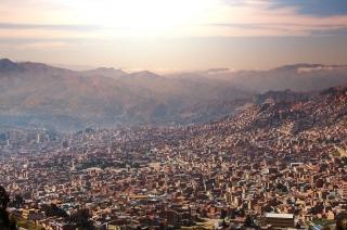 La Paz - najviša prestonica sveta