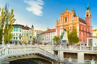 Besplatan provod u Ljubljani