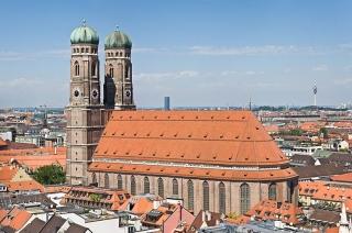 Frauenkirche - minhenska katedrala