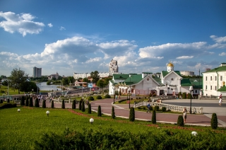 Minsk - hiljadugodišnja istorija