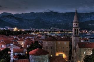 Doček Nove godine 2017 i zima u Crnoj Gori