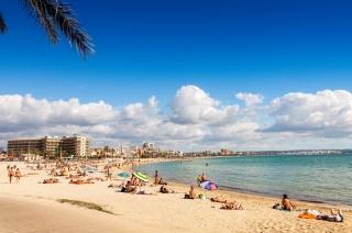 Palma de Majorka - centar Baleara