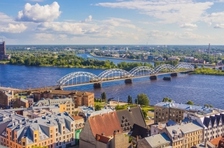 Riga - grad kulture i budućnosti