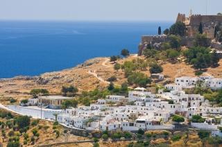 Rodos - najposećenije grčko ostrvo