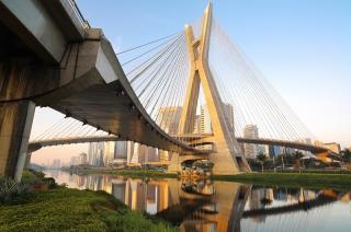 Sao Paulo: Sivi centar i zelena okolina