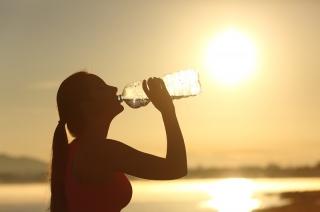Leto: Pijte dovoljno vode