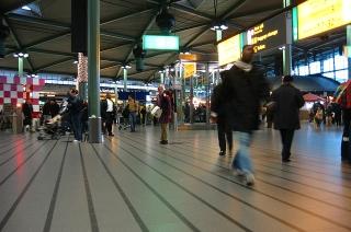 Aerodrom Shiphol - Amsterdam