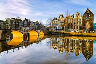Letite do Amsterdama (i nazad) po sniženim cenama i u 2018. godini