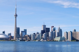 Toronto - grad imigranata