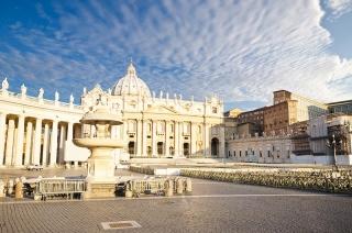 Vatikan - u centru turističkog centra